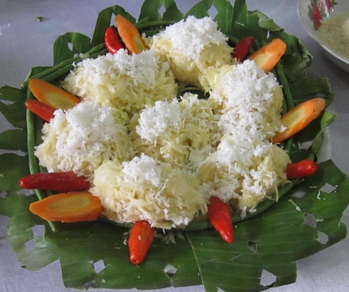 Makanan Khas Sumatera Barat Kacimuih