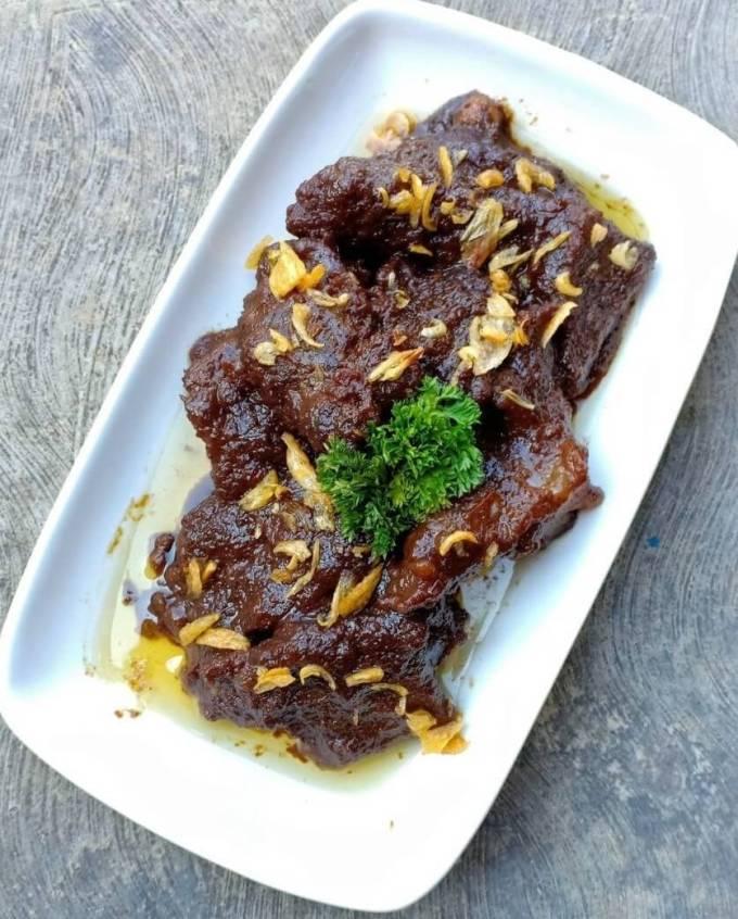 Makanan Khas Sumatera Selatan Malbi