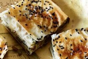 Makanan Khas Turki Borek