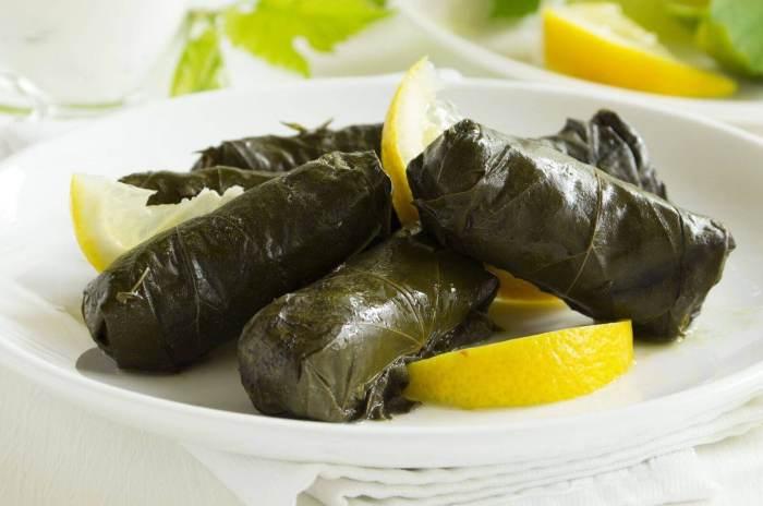 Makanan Khas Turki di Jogja yang Halal Dolma