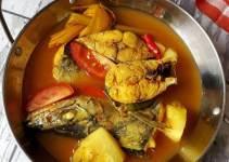 Makanan Khas Bangka Belitung Lempah Kuning