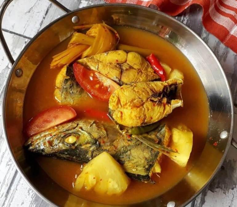Makanan Khas Bangka Belitung Lempah