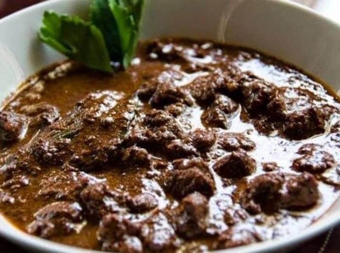 Nama Makanan Khas Batak Lomok lomok
