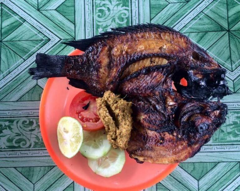 Makanan Khas Batak Natinombur