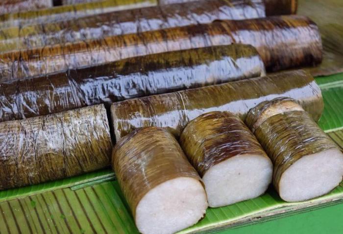 Oleh oleh Makanan Khas Minangkabau yang sangat terkenal Lamang