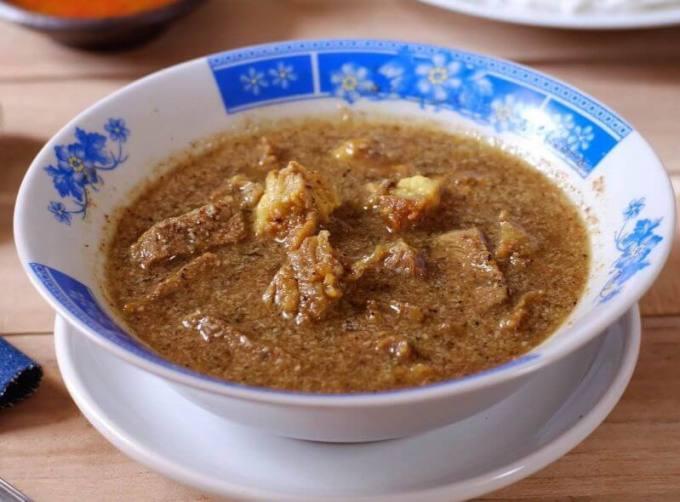 Makanan Khas Sulawesi Selatan Pallubasa