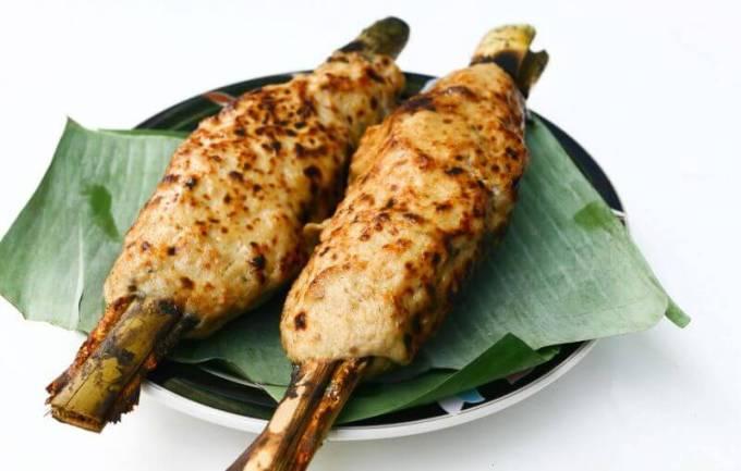 Makanan Khas Tangerang Sate Bandeng