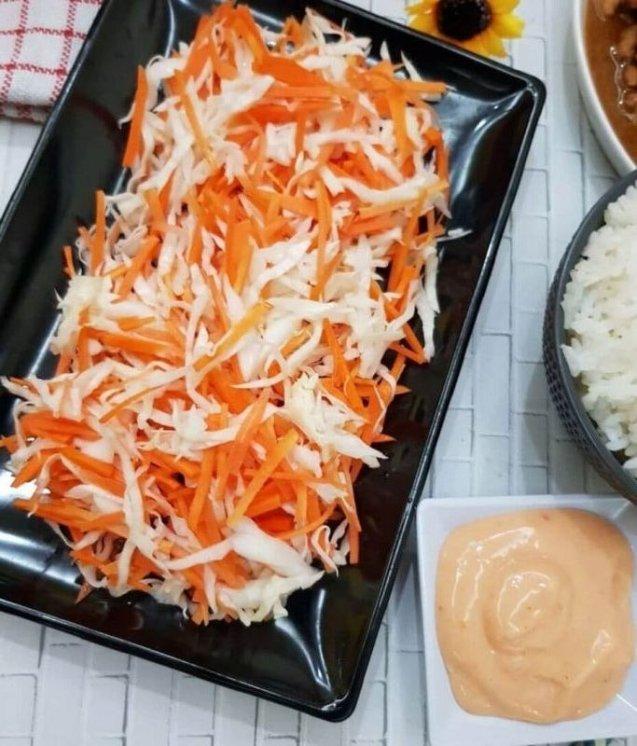 Resep Salad Hokben