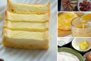Makuta cake lemon