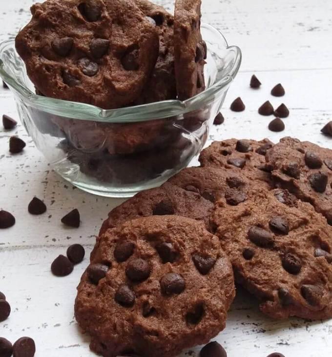 Resep Butter Cookies Coklat