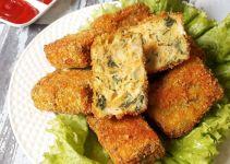 Resep Chicken Nugget Sayur