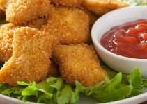 Resep Nugget Ikan Tuna