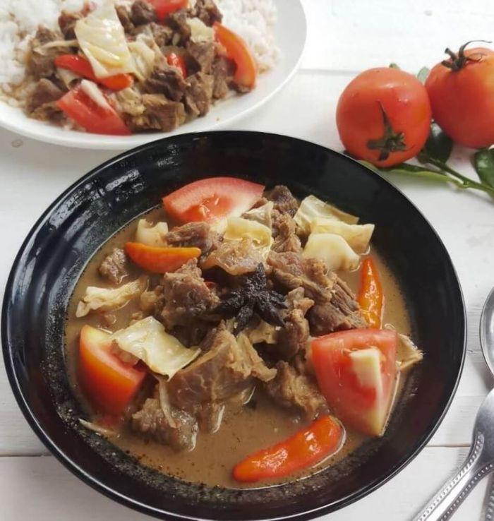 Resep Olahan Tongseng Daging Sapi