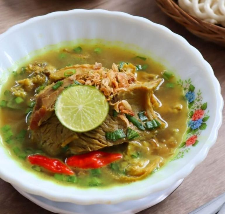 Resep Soto Daging Sapi Madura