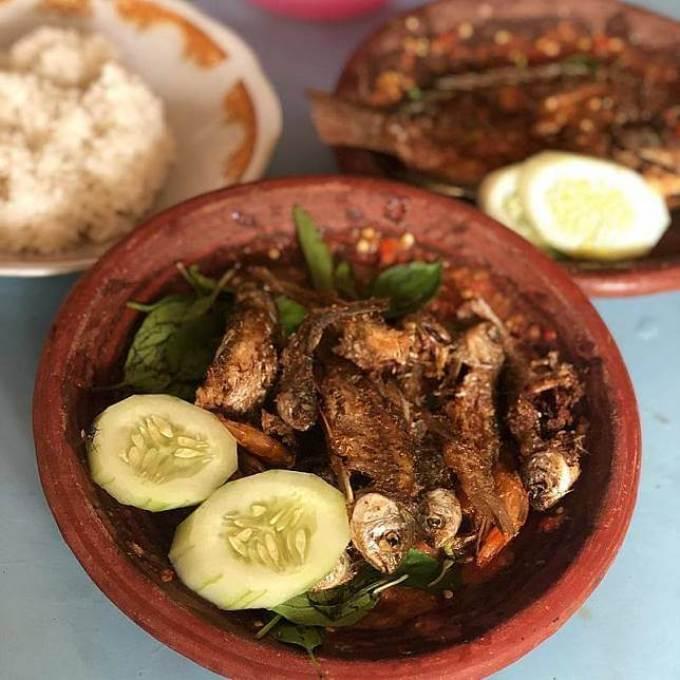 makanan khas Mojokerto_sambel wader