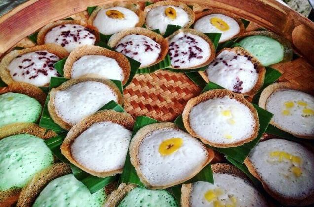 makanan khas bojonegoro 6 Serabi