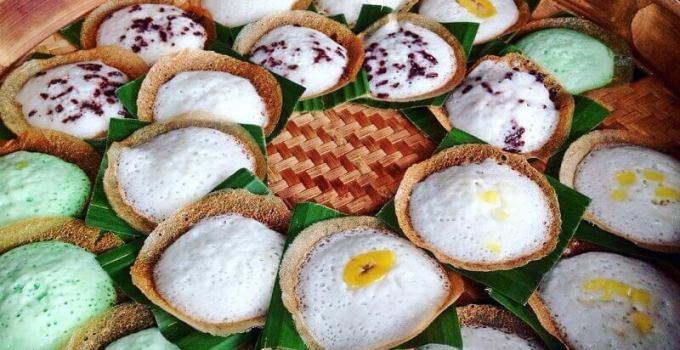 makanan khas bojonegoro serabi