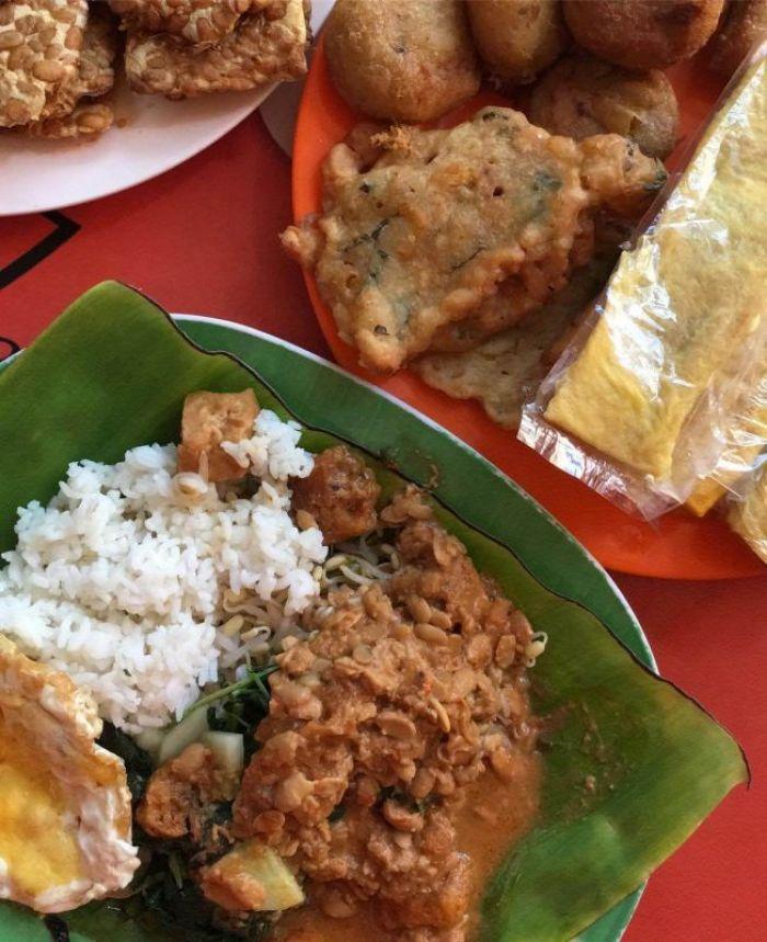 makanan khas boyolali nasi tumpang