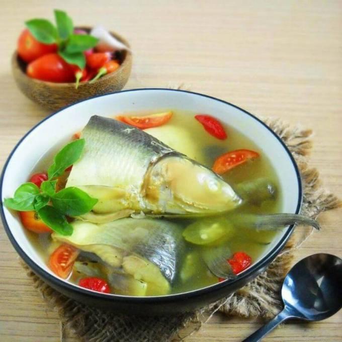 makanan khas jepara Pindang Serani
