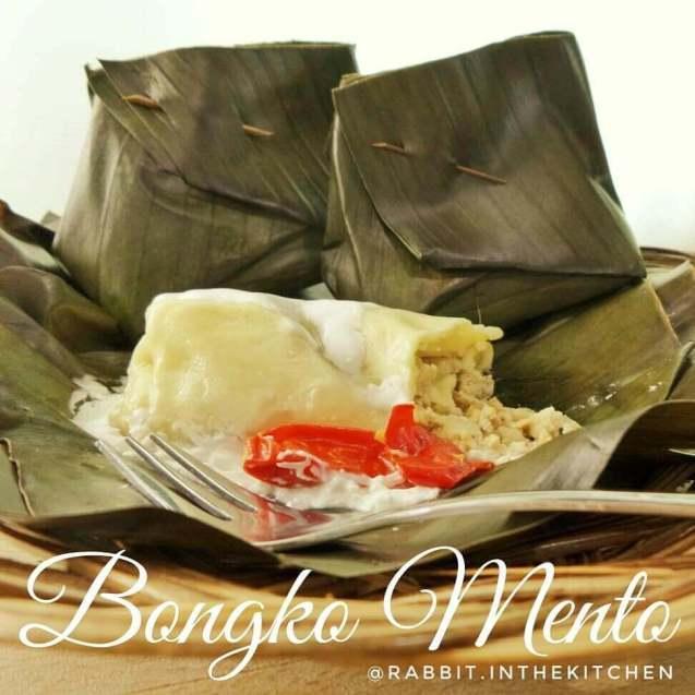 makanan khas pemalang bongko mento
