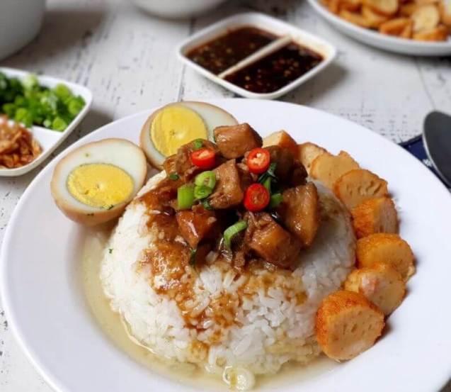 Resep Bakmoy Ayam Spesial