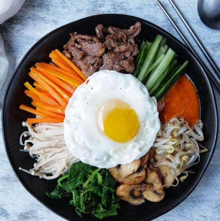 Resep Dapur Umami Bibimbap ala Masako