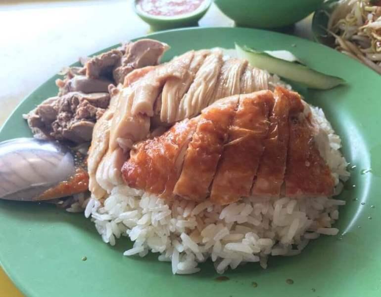 Resep Nasi Hainan Singapura