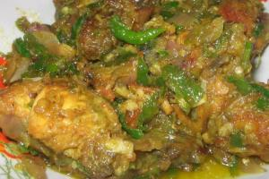 Resep Ayam Balado Sambal Ijo