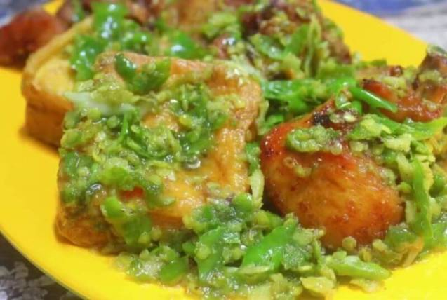 Aneka Resep Ayam Cabe Ijo Podomoro