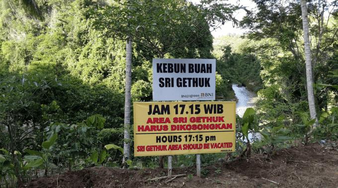 Mitos Air Terjun Sri Gethuk Wonosari Angker