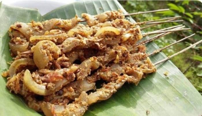 macam macam Makanan Khas Ciamis Colok Gembrung - Bosmeal.com