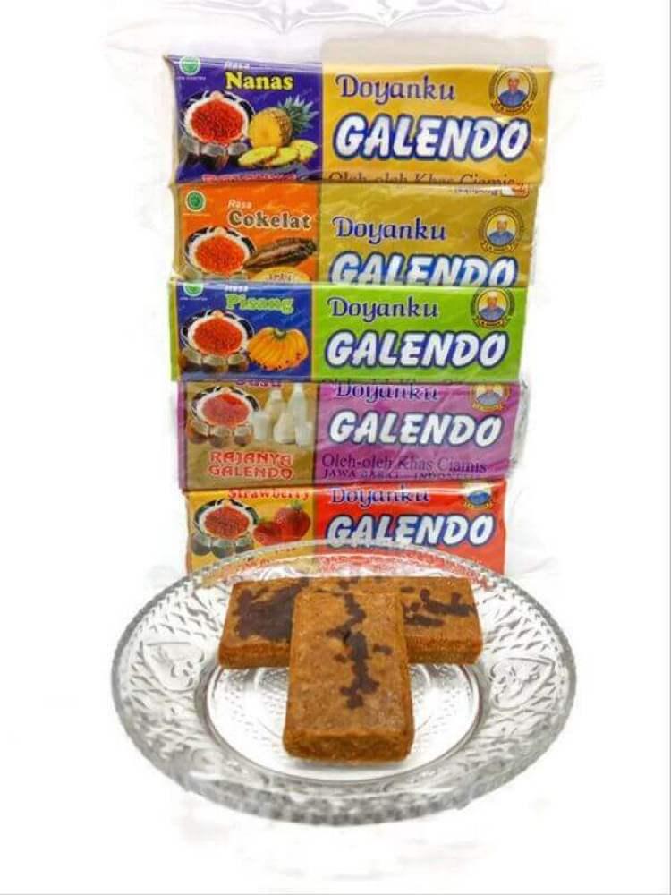 Resep Makanan Khas Ciamis Galendo - Bosmeal.com