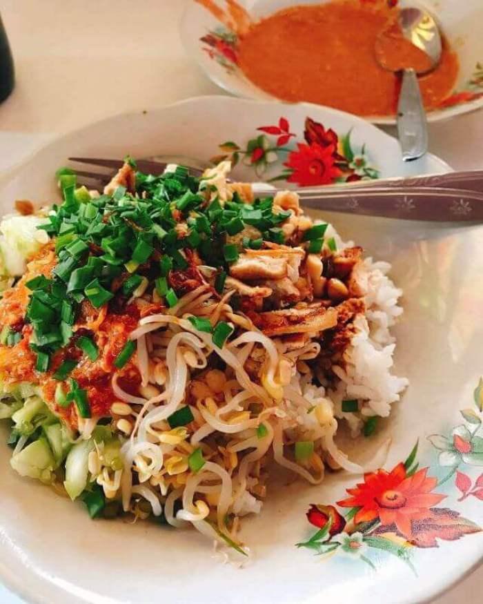Makanan Khas Indramayu - Nasi Lengko