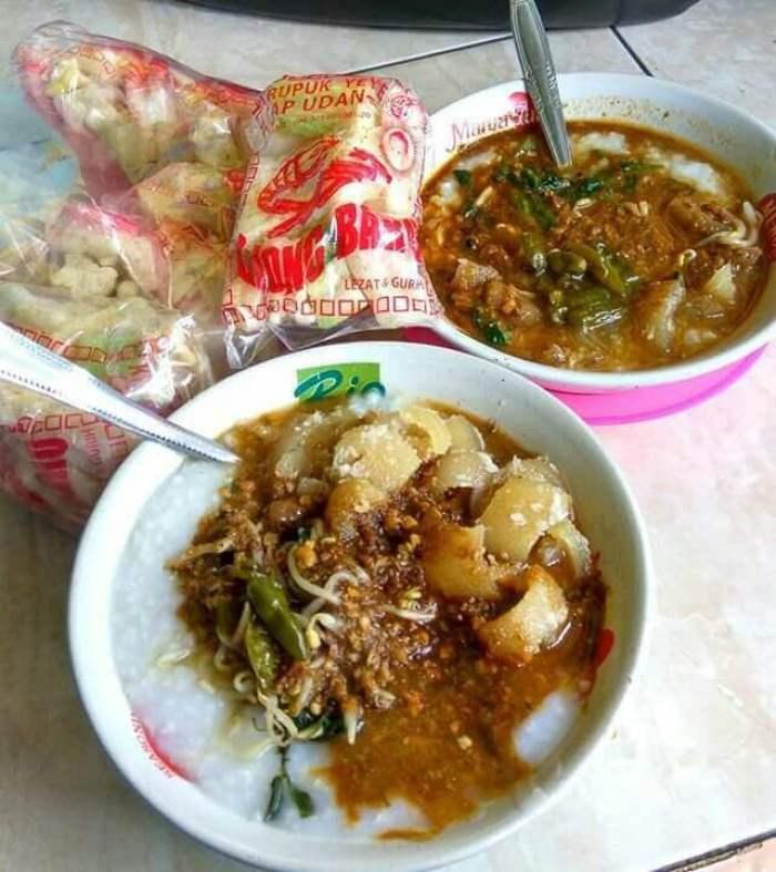 Resep Makanan Khas Indramayu burbacek - Bosmeal.com