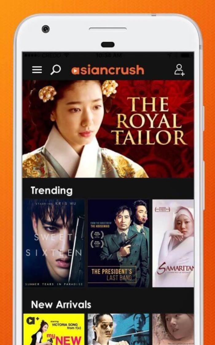 Nonton Drama korea Asiancrush