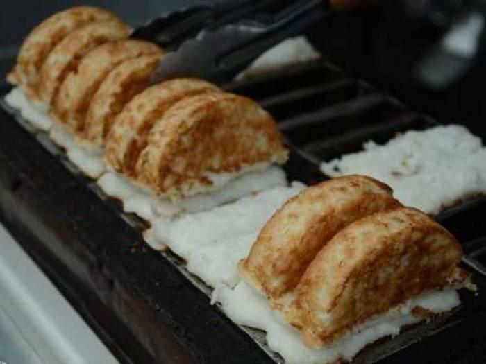 makanan khas sukabumi bandros