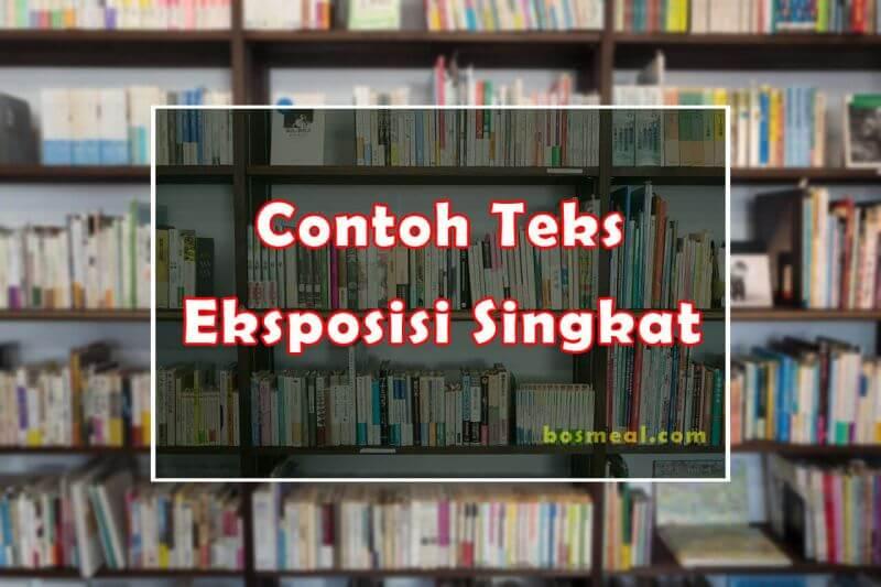 Contoh Teks Eksposisi Singkat