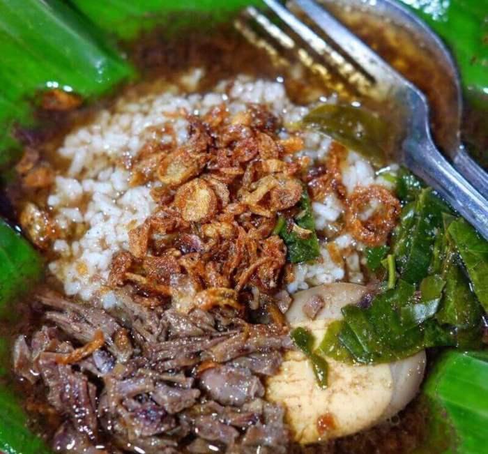 makanan khas kudus nasi pindang