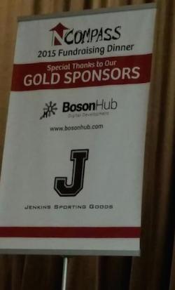 BosonHub Corporate Sponsorship with NCompass