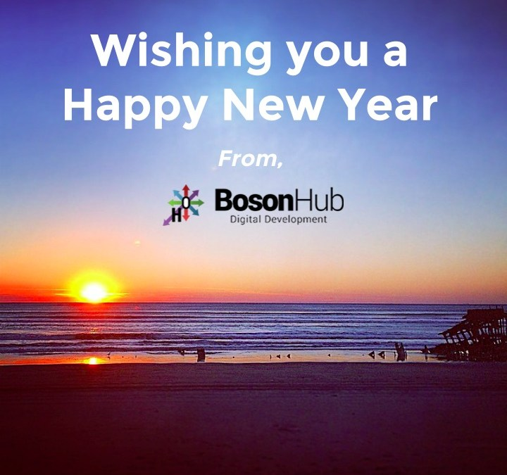 Happy New Year from BosonHub