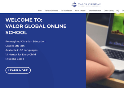 Valor Global Online School – Worldwide