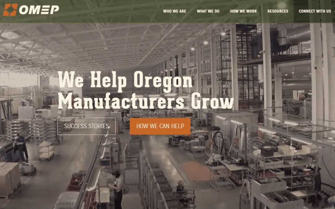 Oregon Manufacturing Extension Partnership (OMEP) – Tigard, Oregon