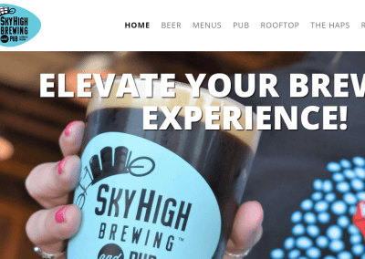Sky High Brewing – Corvallis, Oregon