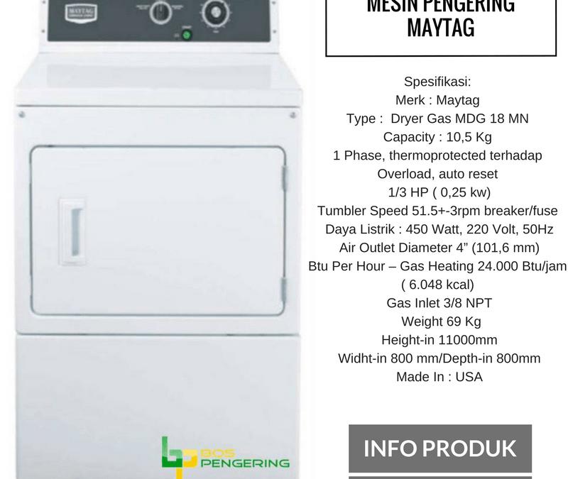 Harga Mesin Dryer Laundry
