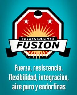 Entrenamiento Fusión en Parque Los Andes, barrio de Chacarita, CABA