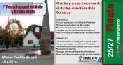 charlas museo