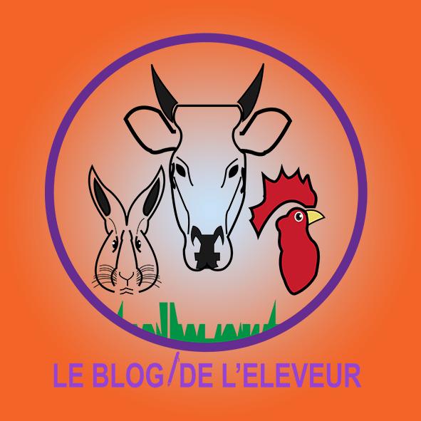 Logo le Blog de l'éleveur par Boss Arts