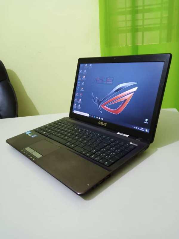 PC ASUS core i7 mémoire vidéo dédiée 2Go total graphique 6Go 06 par Boss Arts