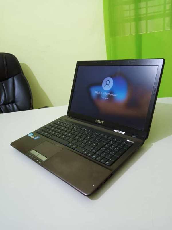 PC ASUS core i7 mémoire vidéo dédiée 2Go total graphique 6Go05 par Boss Arts