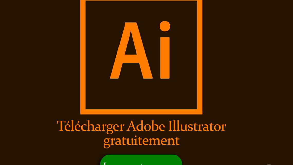 Télécharger Adobe Illustrator gratuitement